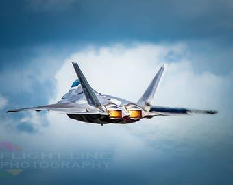 USAF F22 'Raptor'