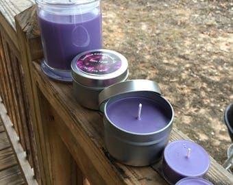 Love Spell Soy Candle