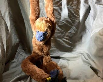 SnuggleBuddies Hanging Monkey 1 lb