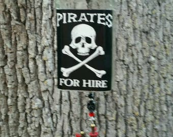 Pirates for Hire with Pirate Ship