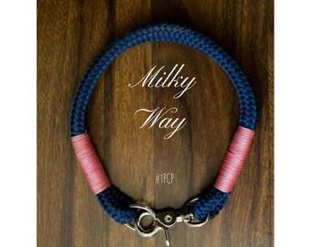 Rope Collars//Dog Rope Collars//Dog Collars//Outdoor Collars//High Quality Collars//Utility Grade Collars//Hiking Dog Collars