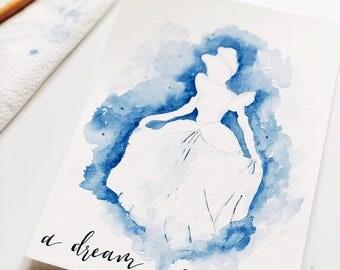 Cinderella; dreams do come true