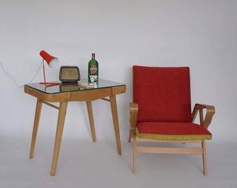 Set of 2 Arm Chairs by Tatra Nabytok