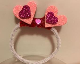 TsumPlushDaddy Original - Heart Ears