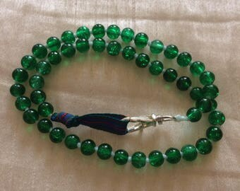The Green wrap bracelet