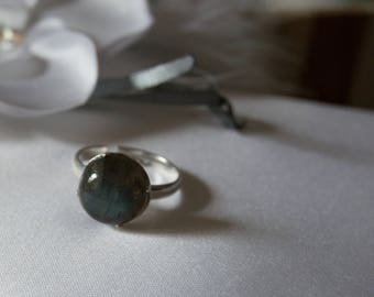 Ring of choice with fine stone