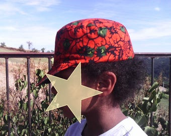 Kids reversible hats