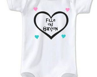 Boy or girl funny baby Bodysuit