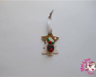 MINI BABALINES - 04 TREE - CHRISTMAS DECORATION