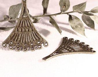 Bronze chandelier 33.5x28.5mm range 6 connectors
