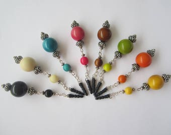 Jewelry laptop vegetable ivory in multiple colors