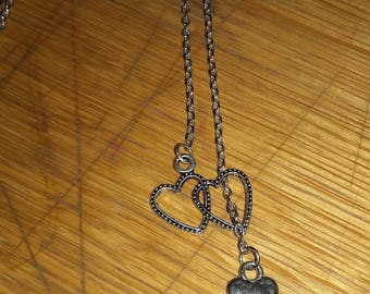 love themed necklace