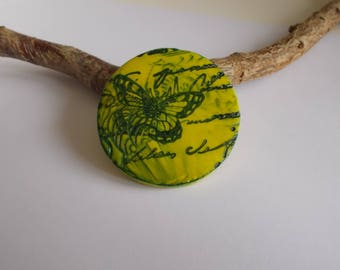 for making polymer clay pendant