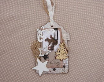 Hanger: Christmas Tags