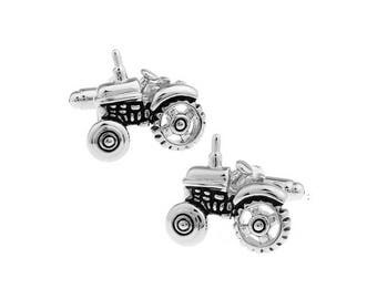 1 pair of cufflink tractor farmer within 15 days