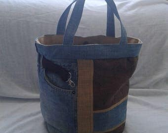 PURSE jeans and lace