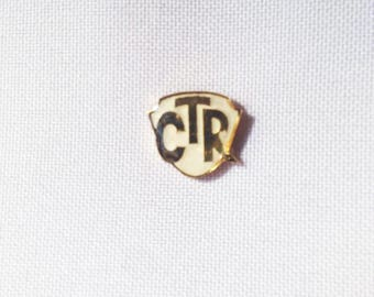 CTR Tie Pin - Choose the Right
