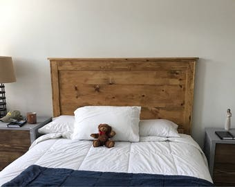 Custom Queen Headboard- Made to Order- Available in 48 hours