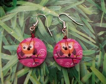 Bud earrings