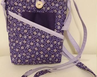Mini Tote Bag with Pockets