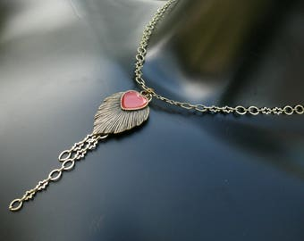 Red dream necklace