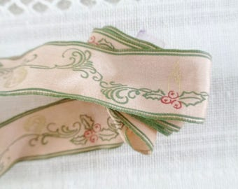 Ribbon for your creations... festone beige Ribbon