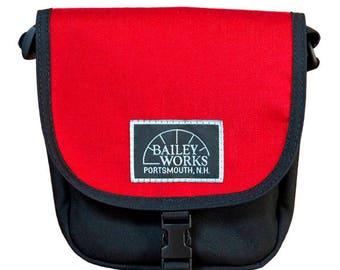 BaileyWorks NH Mini Over-the-Shoulder Adjustable Strap Bag