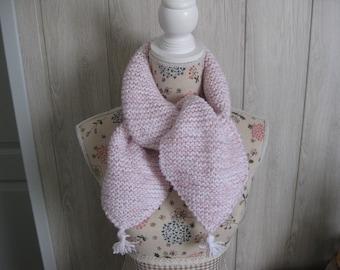 scarf for woman/girl wool/Lurex