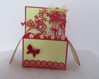 Card box pop up for birthday party or any other occasion