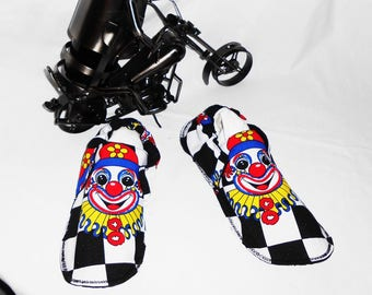 Slippers washable formula 1 clowns size 42/44
