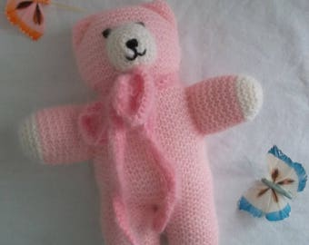 Pink my little bear