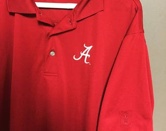 Alabama Crimson Tide PGA Tour Polo