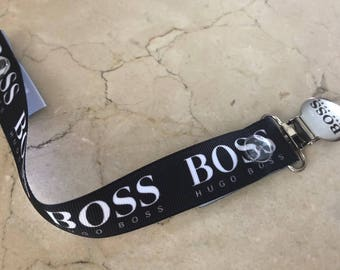 Hugo Boss pacifier