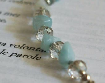 Heavenly crystals bracelet