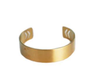 Support gilded with 24K gold bracelet