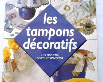 Creative paper - decorative stamps - for all occasions
