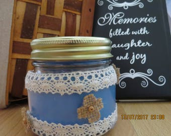 candle,soy wax,organic,essential oil,