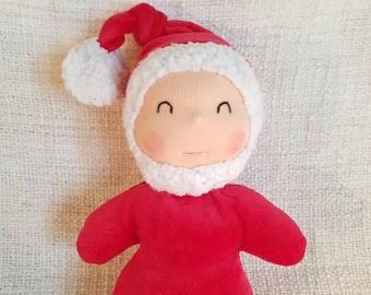tipoupidou Santa baby blanket