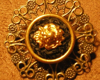 "Brooch ""The Crown JEWELS"" Collection"