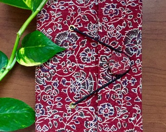 Gifts for Men   Travelogue Journal   Personal Notebook   Birthday/Anniversary Gift   Handmade Diary   Cloth bound  Indian Style  Ecofriendly