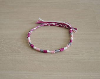 wrap friendship bracelet, friendship bracelet