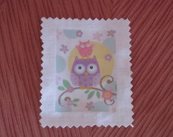 Image transfer, to sew, OWL and her