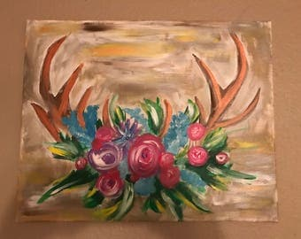Flower Crown (16X20)