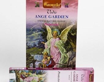 Box of 15 gr Aromatika guardian angel incense sticks protector Basil