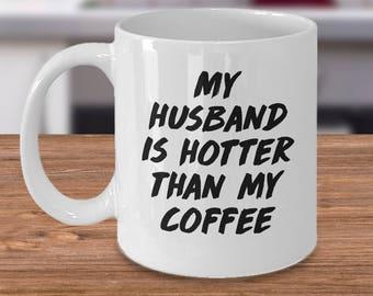 mugs his hers, mug for wife, i love my husband mug, proud wife mug, mugs for her, wife mug, wife mugs, mug for her, mugs for her