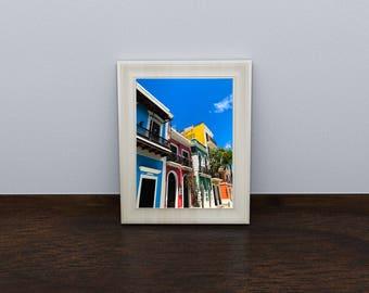 Vibrant Colors of San Juan