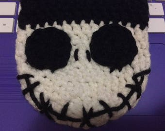Jack Skellington Slippers Pattern