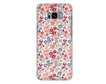 Case Samsung S3, S4, S5, S6, S7, S8, A3, A5, A7, J3 Liberty Silver Bells