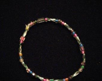 28. Multicoloured Beaded Bracelet