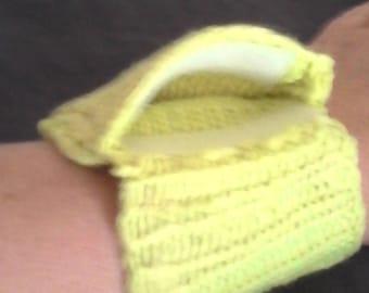 Bracelet neon little pattern with Pocket